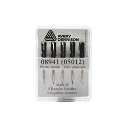 Avery Dennison Tagging Needle Plastic Standard (5 Pack) 05012