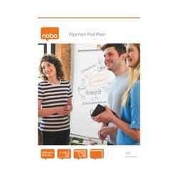 Nobo Plain Flipchart Pad A1 100 Sheet (2 Pack) 34633681