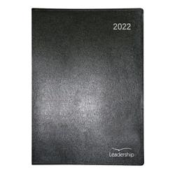 Collins Leadership A4 Diary Week To View Appointment 2022 CP6740