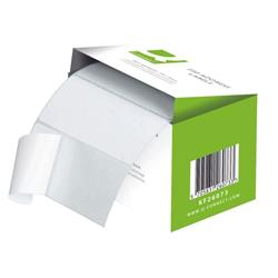 Q-Connect Address Label Roll Self Adhesive 76x50mm White (Pack of 1500) 9320029 Ref KF71459