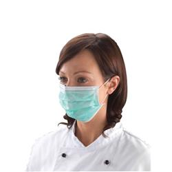 Shield Non-Woven 3Ply Type IIR Face Mask (Pack of 50) DK01GL