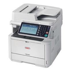 OKI Mb492DN A4 Mono MFP Ref 45858402