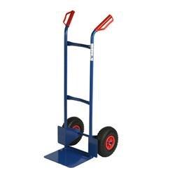 Carrello portacasse con ruote pneumatiche Serena Group - 180 kg