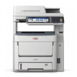 OKI MC760DNfax A4 Colour MFP Ref 01334302