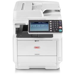 OKI MB562DMW (A4) Mono Multi Function Printer Ref 45858403