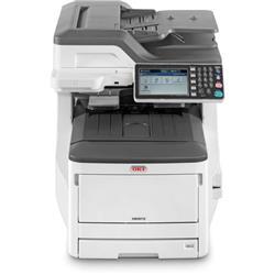 OKI Mc873DN MFP 4 In 1 A3 Colour Printer Ref 45850623