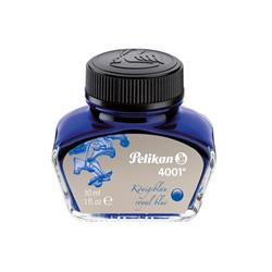 Inchiostro stilografico 4001 Pelikan - blu royal 30 ml
