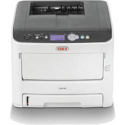 OKI Colour Printer C612DN A4 Ref 46551003