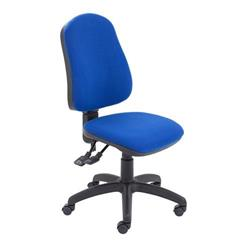 Calypso II High Back Deluxe Chair - Royal Blue Ref CH2801RB