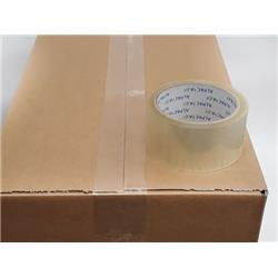 Low Noise Tape Clear 48mm 66m 40mu TLNCP486640 [Pack 6]