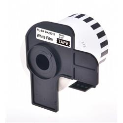 Alpa-Cartridge Compatible Brother DK-22212 Continuous Length Film Tape Paper Roll