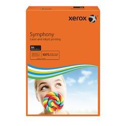 Xerox Symphony 80gsm Deep Tints Orange A4 Paper Ream (500 Pack) 003R93953