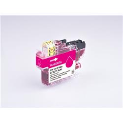 G+G Compatible Brother LC3219XLM Magenta Hi Yield Ink Ctg