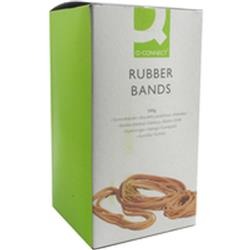 Q-Connect Rubber Bands No.10 31.75 x 1.6mm 500g Ref KF10520